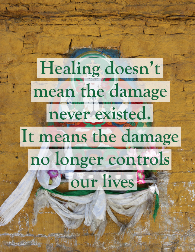 Healing-does-not-mean